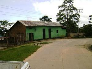Casa de la familia Perdomo